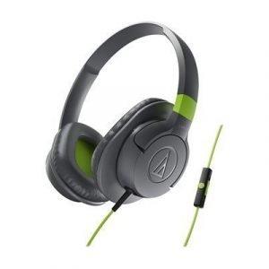 Audio-technica Sonicfuel Ath-ax1is Grey