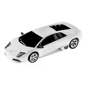 Autodrive Lamborghini Murcielago USB-Muistitikku 8Gt Valkoinen