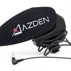 Azden Dslr/video Microphone Smx-30 Stereo & Mono