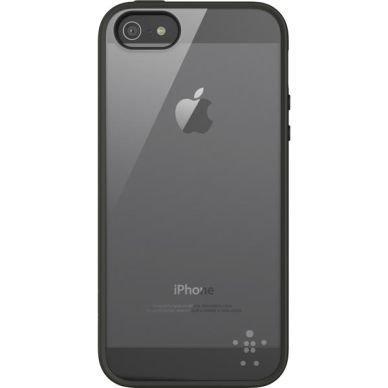 BELKIN Belkin iPhone5 TPU Candy Case Blacktop