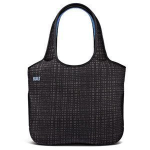 BUILT NY Neoprene Tote Bag for 13 Macbook Graphite Grid""