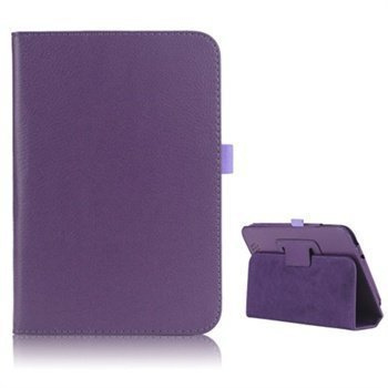 Barnes & Noble NOOK Simple Touch Nahkakotelo Violetti