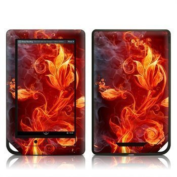 Barnes & Noble NOOK Tablet Flower Of Fire Skin