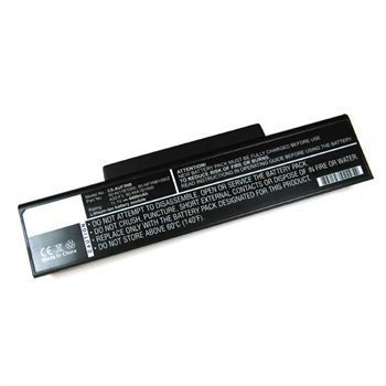 Battery Asus / Clevo A9 XF2 F3 M50 S62 S96 Z53 M665 Black 4400mAh
