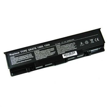 Battery Dell Inspiron 1520 1521 1720 1721 Vostro 1500 1700 Black 4400mAh