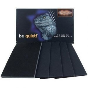 Be Quiet Be Quiet! Noise Absorber Kit Universal Midi