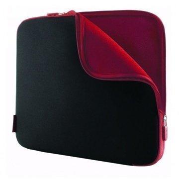 Belkin 12 Notebook Neopreenihiha Musta / Punainen