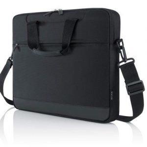 Belkin Lite Business Bag 15.6tuuma Nailon Musta