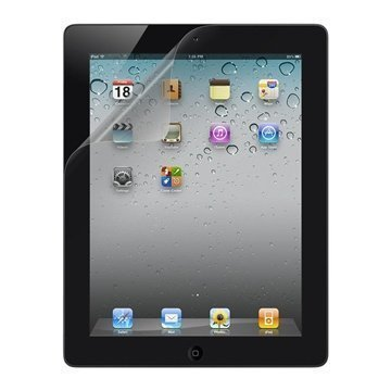 Belkin Overlay Näytönsuoja iPad 2 iPad 3 iPad 4 Läpinäkyvä