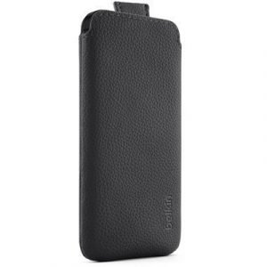Belkin Pocket Case Iphone 5/5s/se Musta