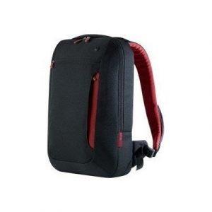 Belkin Slim Back Pack Musta Punainen 17tuuma