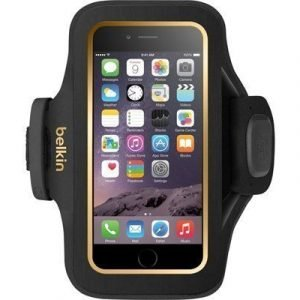 Belkin Slim-fit Plus Armband Iphone 6/6s Musta