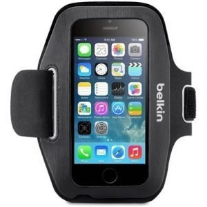 Belkin Sport-fit Armband Iphone 6/6s Musta