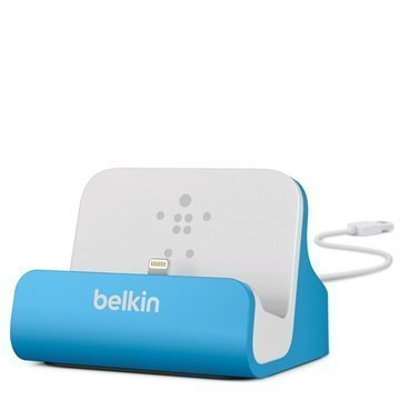 Belkin Telakka-asema iPhone 6S Plus iPhone 6 / 6S iPhone 5 Sininen