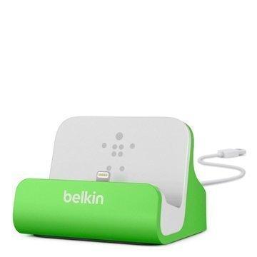 Belkin Telakka-asema iPhone 6S Plus iPhone 6 iPod Nano 7G Vihreä