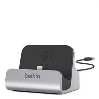 Belkin Telakka iPhone 6S Plus iPhone 6 / 6S iPhone 5 / 5S Musta / Harmaa