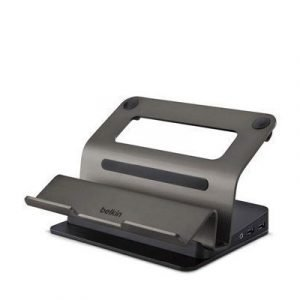 Belkin Usb 3.0 Dual Video Docking Stand For Ultrabooks