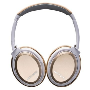 Benwis H600 Over-Ear Stereokuulokkeet Kultainen