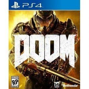 Bethesda Softworks Doom 4 Ps4