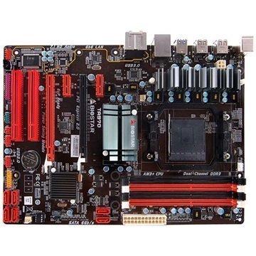 Biostar TA970 AMD Socket AM3+ ATX Motherboard / Mainboard