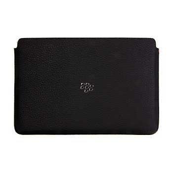 BlackBerry PlayBook Nahkakotelo Musta