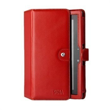 BlackBerry PlayBook Sena Folio Nahkakotelo Punainen