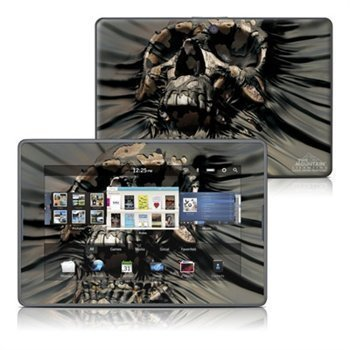 BlackBerry PlayBook Skull Wrap Skin