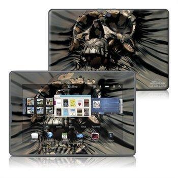 BlackBerry PlayBook Skull Wrap Skin