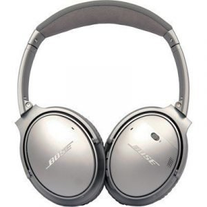 Bose Quiet Comfort 35 Wireless Silver