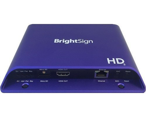Brightsign Hd223 Networked Interactive Player