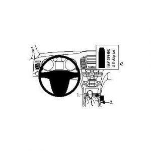 Brodit Proclip Console Mount