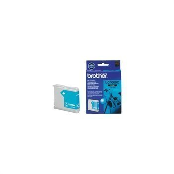 Brother C LC1000C Inkjet Cartridge DCP-130 Cyan