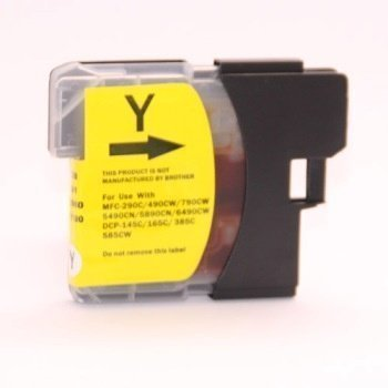 Brother LC-985Y Cartridge DCP-J 125 MFC-J 410 Yellow