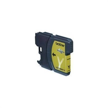 Brother LC1100HYY Inkjet Cartridge DCP-6690 CW Yellow