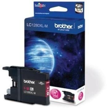 Brother LC1280XLM Inkjet Cartridge MFC-J 6710 DW Magenta