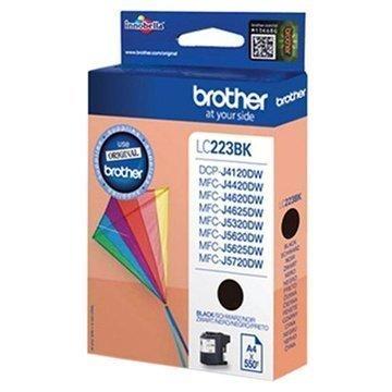 Brother LC223BK Mustepatruuna MFC-J5720DW J5625DW J5620DW Musta