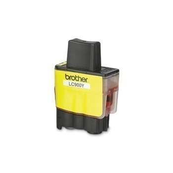 Brother LC900Y Inkjet Cartridge FAX-1940 CN Yellow