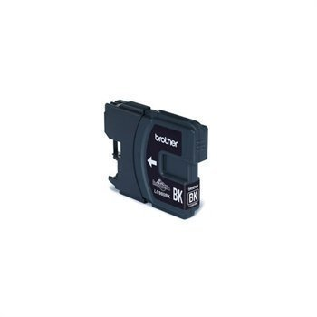 Brother LC980BK Inkjet Cartridge DCP-145 C Musta