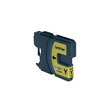Brother LC980Y Inkjet Cartridge DCP-145 C -Yellow
