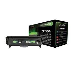 Brother Premium - Laservärikasetti musta 2500 sivua