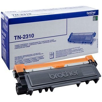 Brother TN-2310 Toner DCP-L2500D HL-L2300D MFC-L2700DW Musta