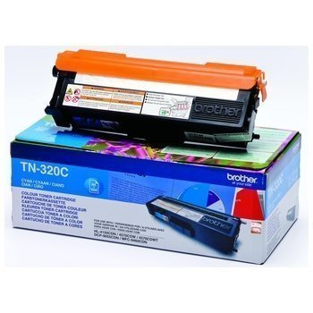 Brother TN-320C Toner HL-4570 CDW DCP-9055 CDN Cyan