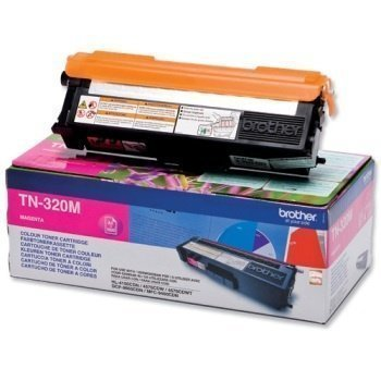 Brother TN-320M Toner HL-4570 CDW DCP-9055 CDN Magenta