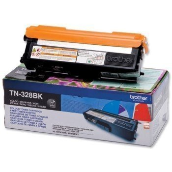 Brother TN-328BK Toner HL-4570 CDW Black