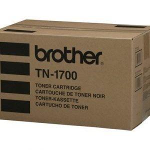Brother Värikasetti Musta Tn-1700 17k Hl-8050