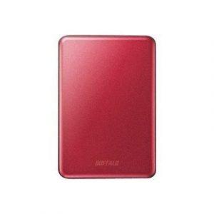 Buffalo Ministation Slim 1tb Punainen
