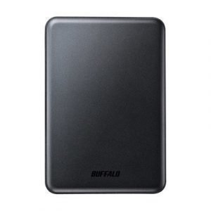 Buffalo Ministation Slim 2tb Musta