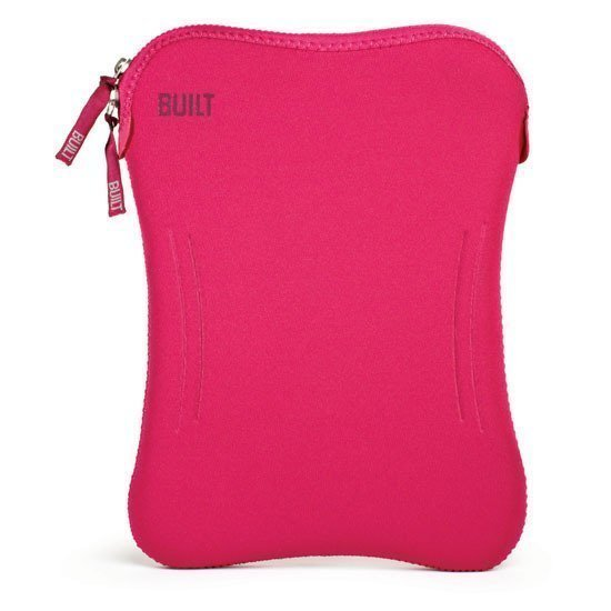 "Built NY Laptop Sleeve 7-10"" Spring Fuchsia"""