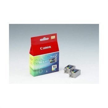CANON BCI-16C 9818A002 Inkjet Cartridge CANON SELPHY DS 700 DS 810 Cyan Magenta Yellow