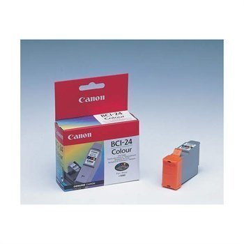CANON BCI-24C 6882A002 Inkjet Cartridge CANON S 200 S 300 Black